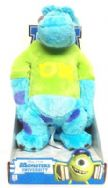 "Monsters University 10""  Soft Plush Toy - Sulley with T-Shirt"